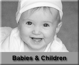 Baby and Children Portraits Lanarkshire